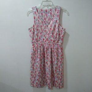 Woolrich wrap dress